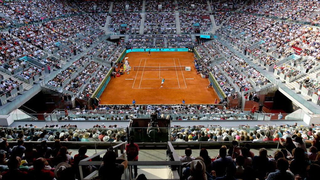 El Mutua Madrid Open 2020, suspendido de manera definitiva
