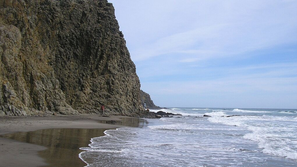 Verano 2016: las playas casi desiertas de España