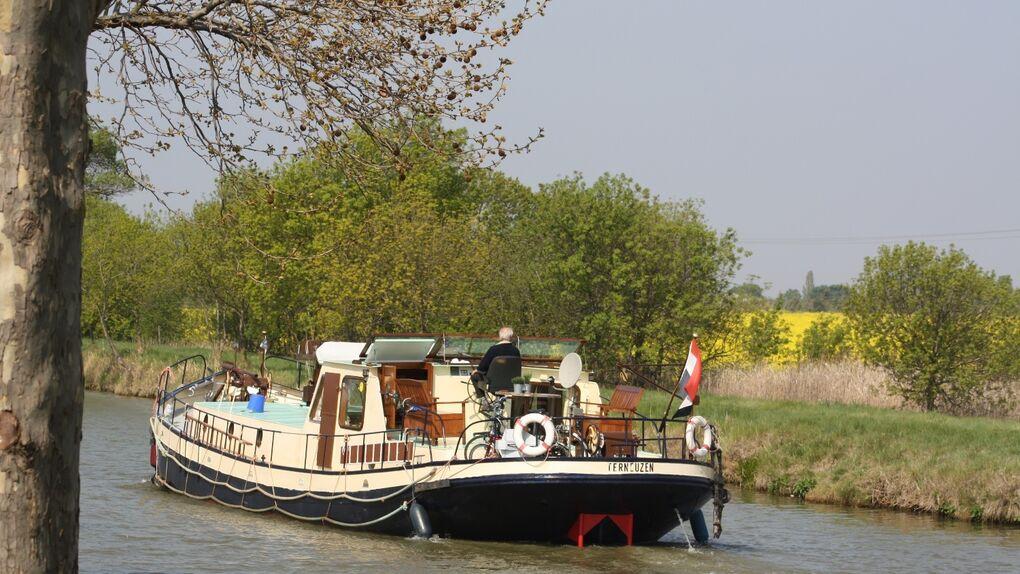 Canal du Midi: el placer de la vida tranquila