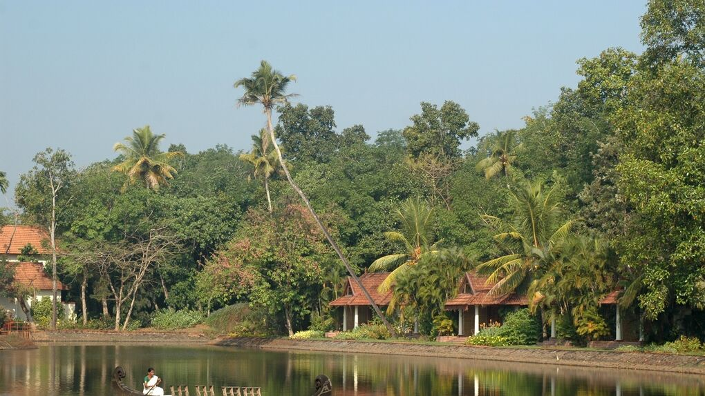 Canales de Kerala, donde el agua es camino