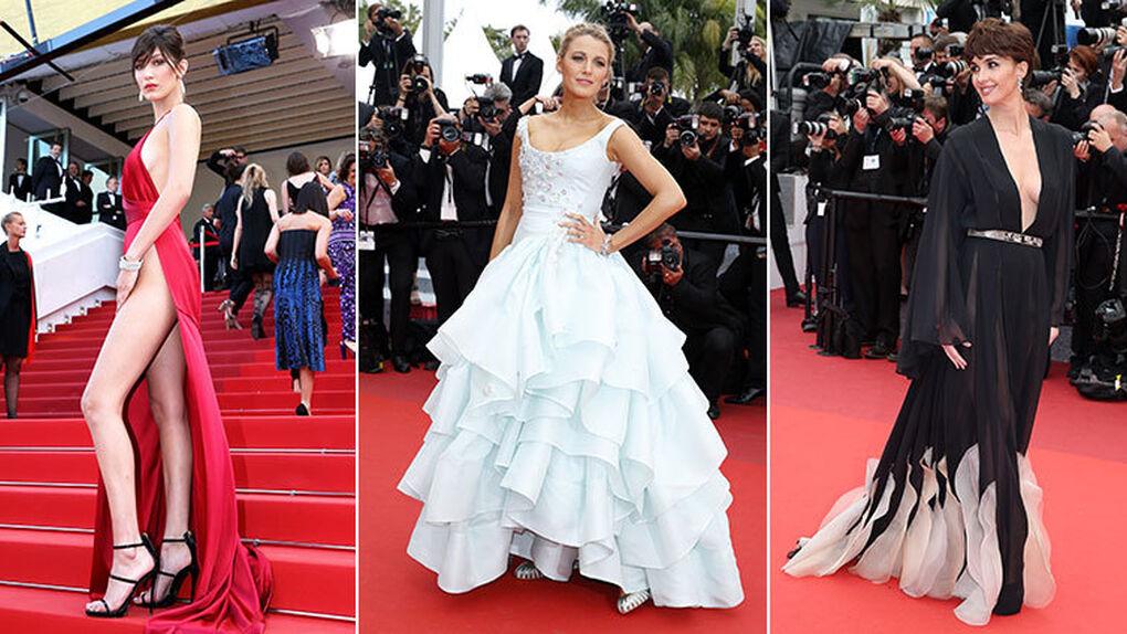 Cannes desnuda el estilo de una 69ª edición repleta de modelos