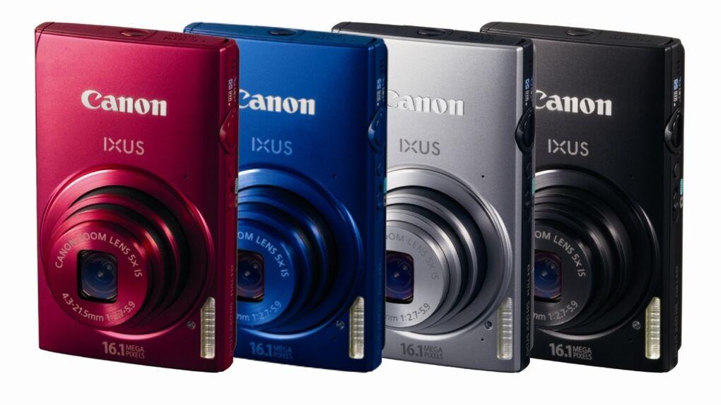 Canon Ixus 240 HS: cámara moderna, gadget anticuado