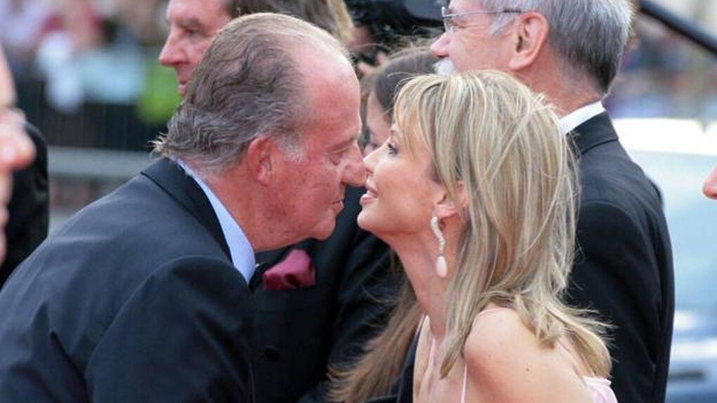 """Corinna Larsen revela nuevas intimidades del rey Juan Carlos: """"Quería  casarse conmigo"""" - Vozpópuli"""