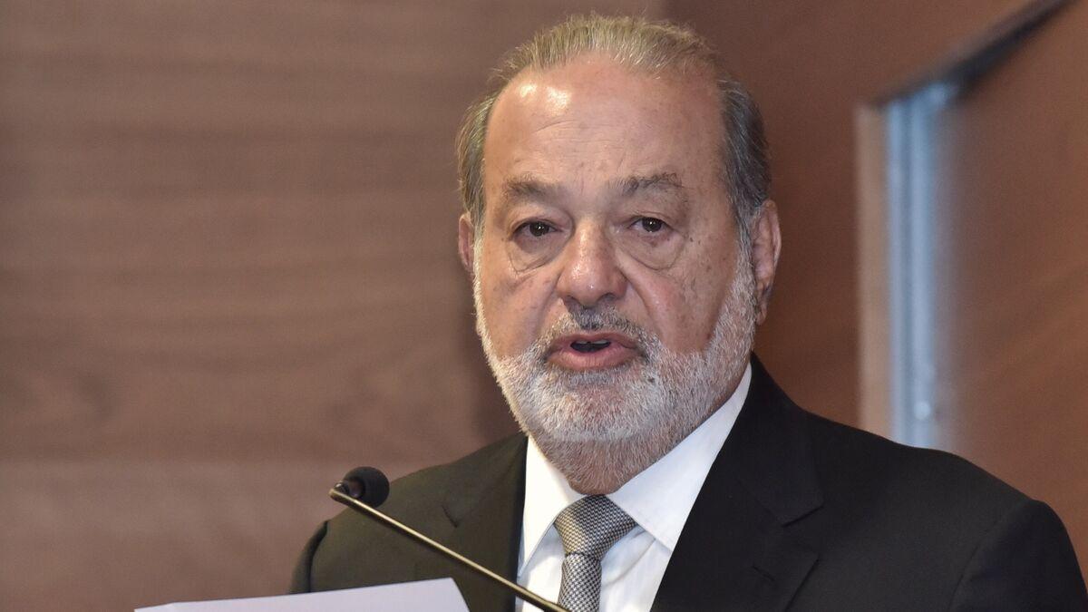 Carlos Slim consolida su presencia en España creando una sociedad con 262 millones