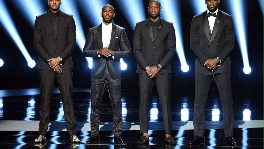"""Las estrellas de la NBA se mojan en la gala de los ESPYS contra el racismo: """"El sistema ha quebrado"""""""