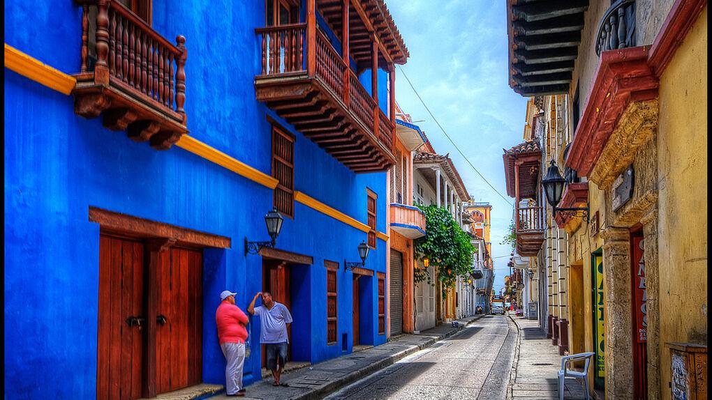 Las ciudades coloniales más bellas