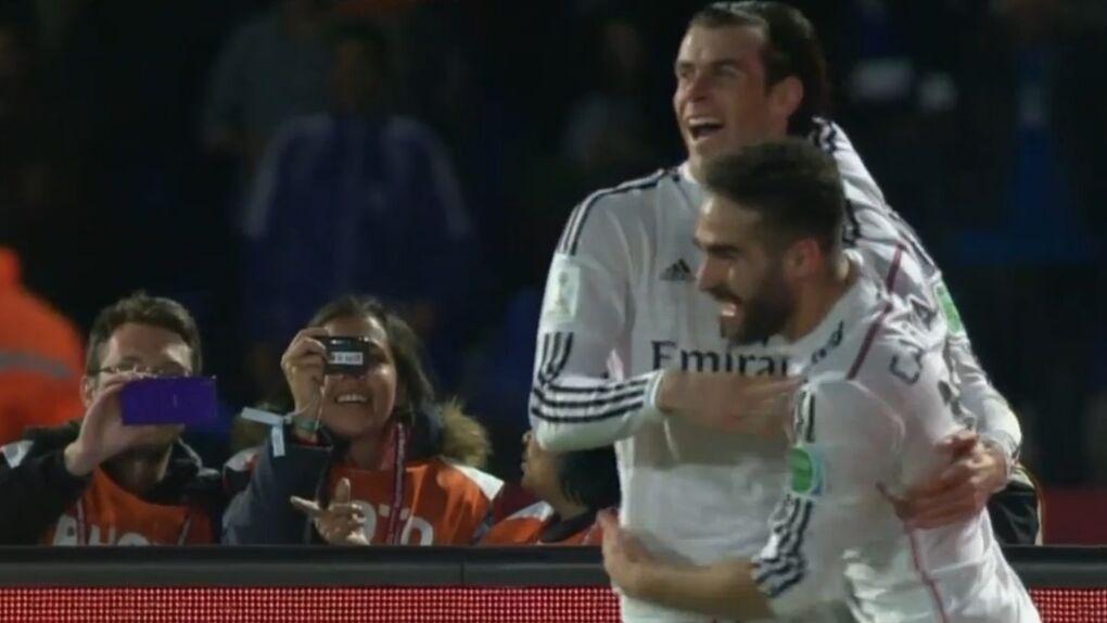 Bale acerca el Mundial de Clubes al Madrid (2-0)