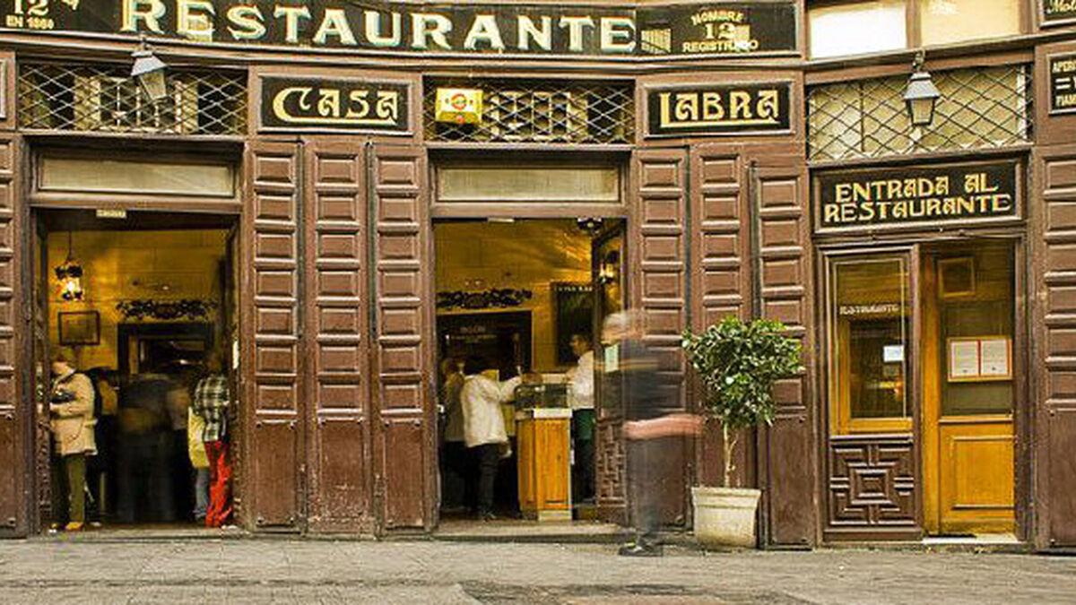 De Casa Ciriaco a Lhardy: qué debes pedir en los 16 restaurantes con más solera de Madrid