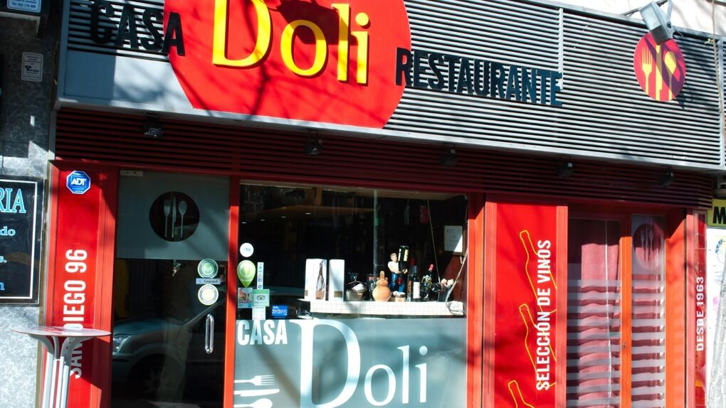 Casa Doli: un héroe de Vallecas