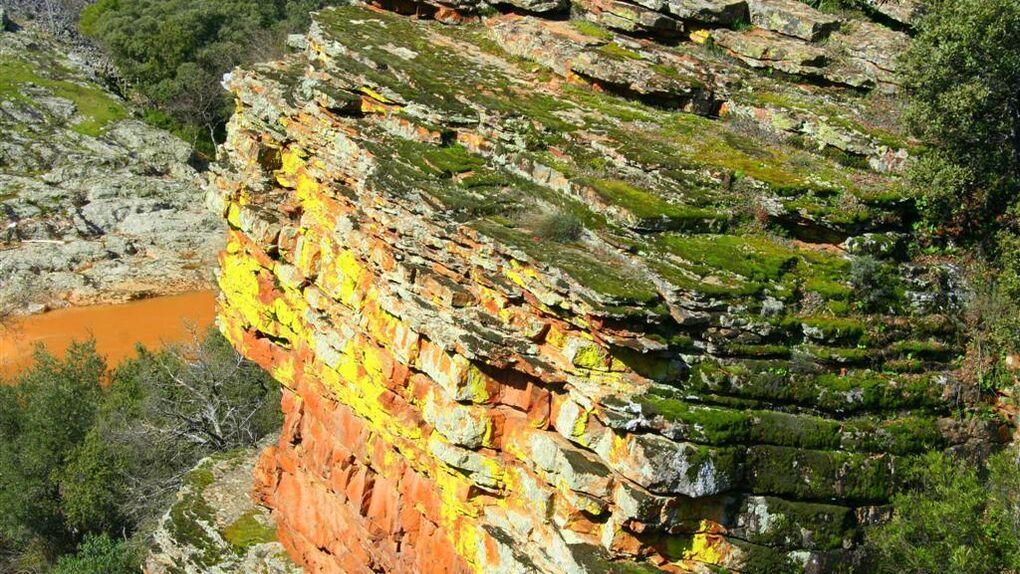 Despeñaperros: agua, piedra y berrea