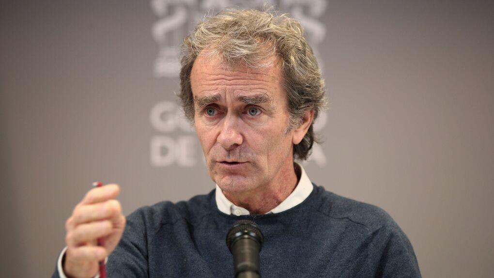 Fernando Simón, el experto al que recurren todos los Gobiernos ante las crisis sanitarias