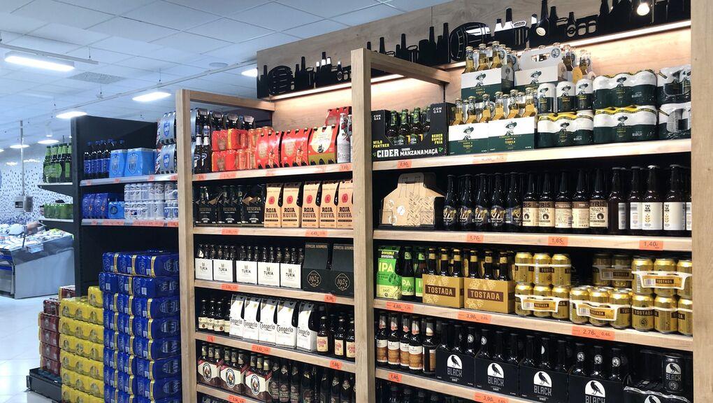 Mercadona patenta diez marcas de bebidas alcohólicas para disgusto de Larios y DYC