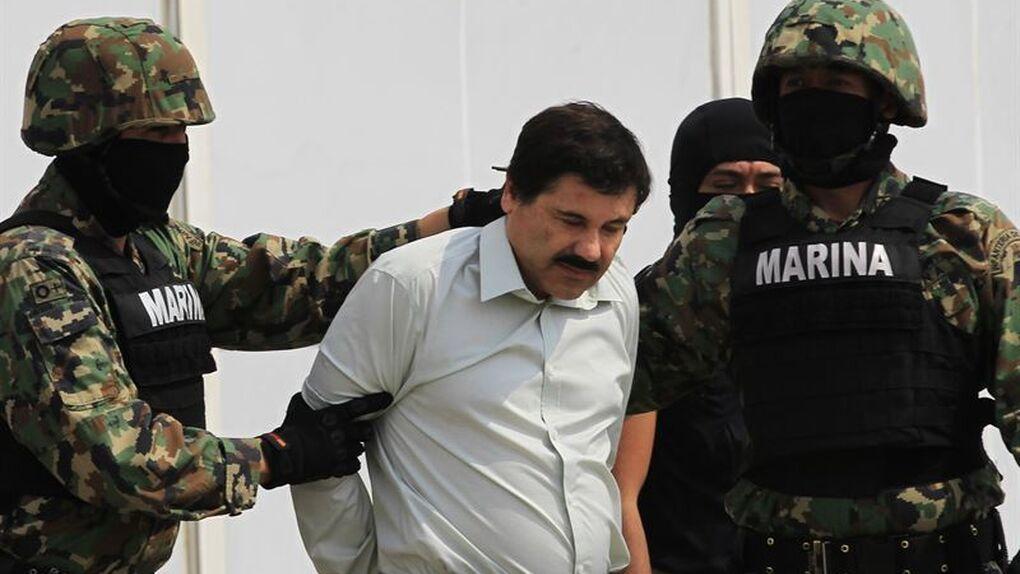 El Chapo Guzman, condenado a cadena perpetua por narcotráfico