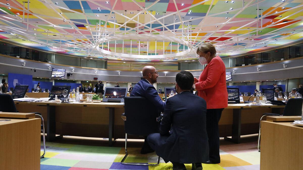 Aplazada la cumbre europea por un positivo por coronavirus en el entorno del presidente del Consejo
