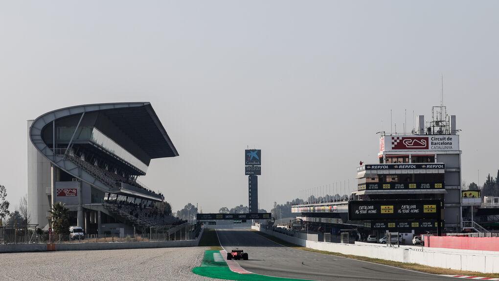 Cataluña espera retener la Fórmula 1 tras un balón de oxígeno fiscal del Gobierno
