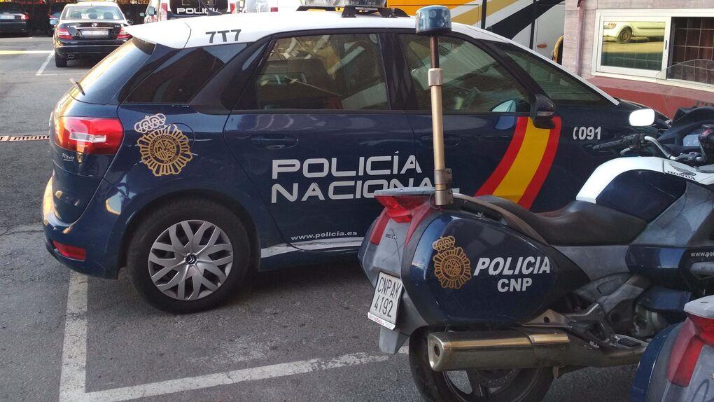 Hallado el cadáver de un recién nacido en un contenedor en Alicante