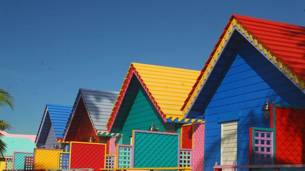 Color de Bahamas, la postal perfecta existe