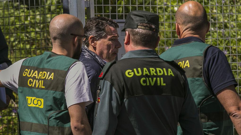 Acusados de 'Lezo' pactan dos años de cárcel y ponen contra las cuerdas a Ignacio González