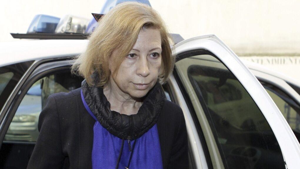Munar, muy desmejorada, se niega a declarar sobre el soborno de Can Domenge