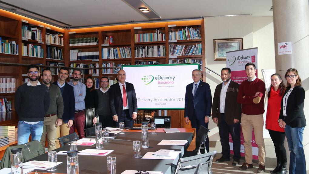 Ocho startups logísticas participan en el segundo programa de aceleración de El Consorci y La Salle Technova Barcelona