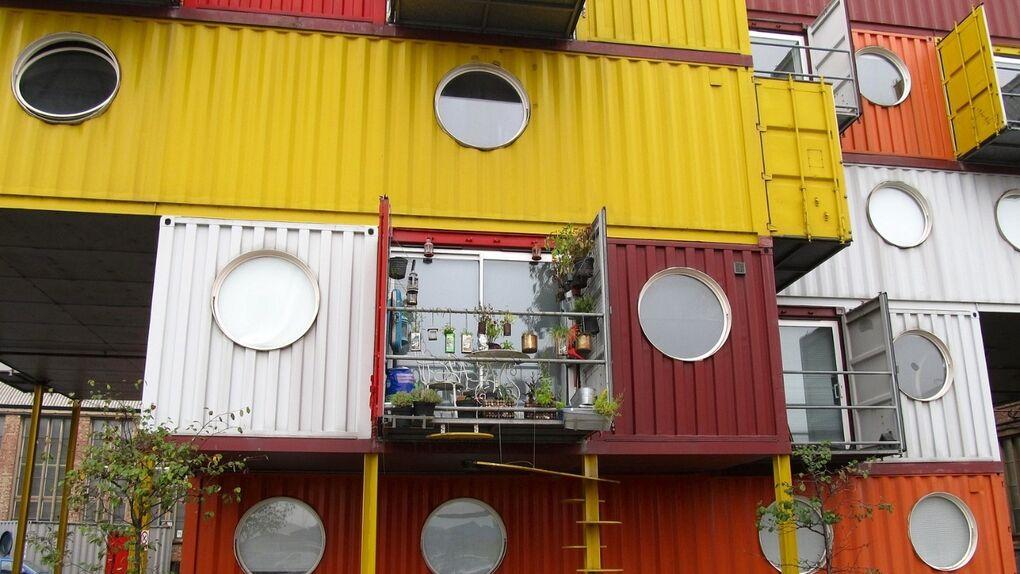 ¿Son los containers la solución a la carestía de la vivienda?