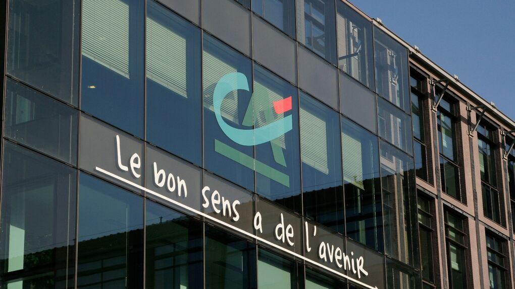El banco francés Crédit Agricole ganó 7.198 millones en 2019, un 5,2 % más