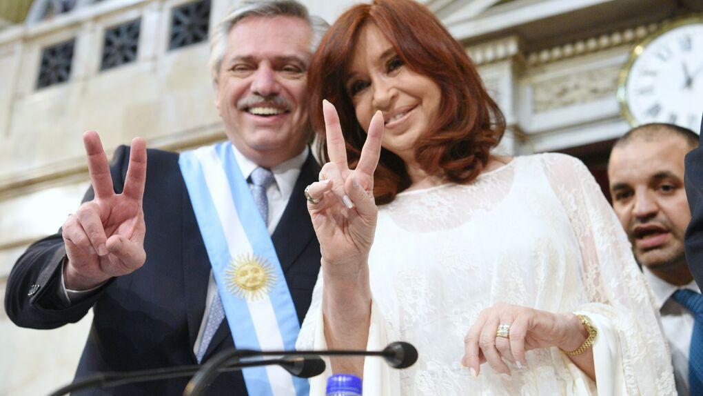 Cristina Kirchner vuelve temporalmente a la Presidencia de Argentina