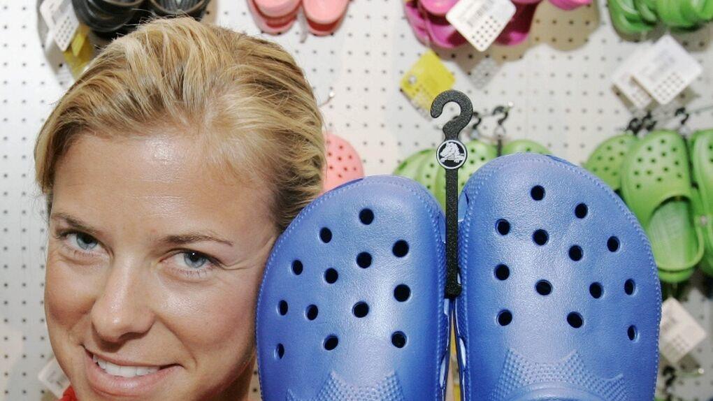 Vuelven a triunfar los zuecos Crocs