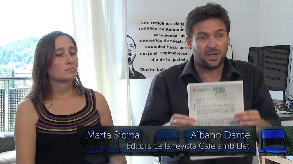 La anterior vida de Albano Dante: periodista que destapó las corruptelas sanitarias de CiU