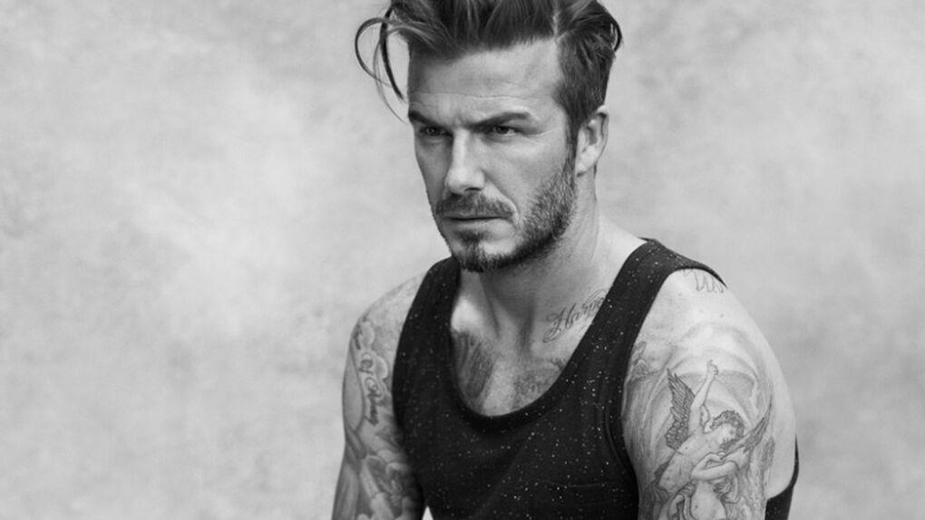 David Beckham, espectacular en su nueva colección para H&M