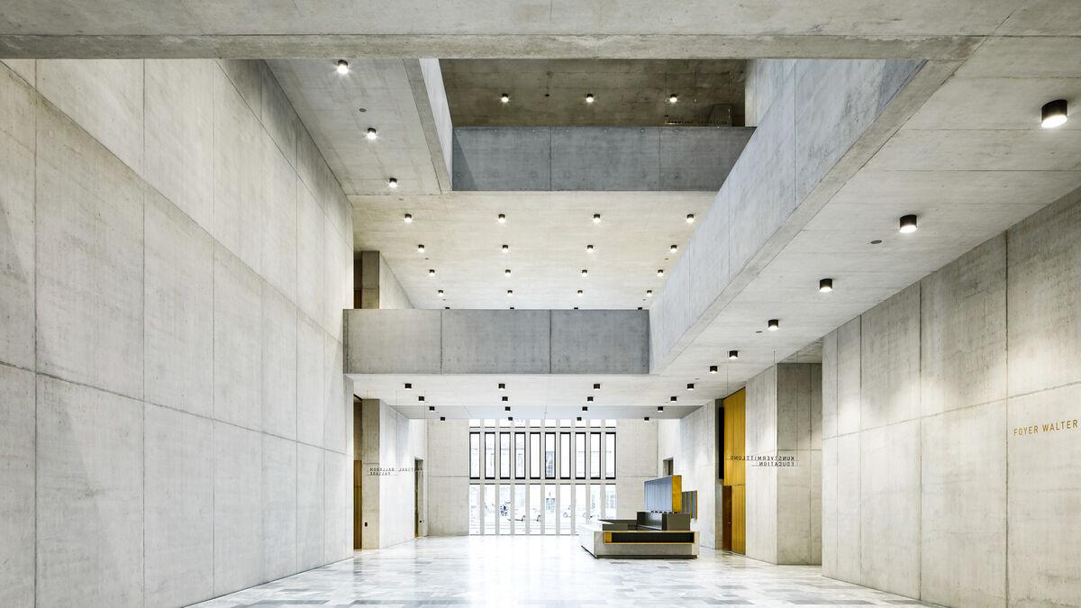 David Chipperfield, el arquitecto que transformará en museo la sede central del Banco Santander