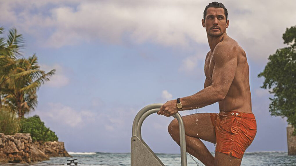 Tres fotos que prueban por qué Gandy es el mejor modelo del mundo
