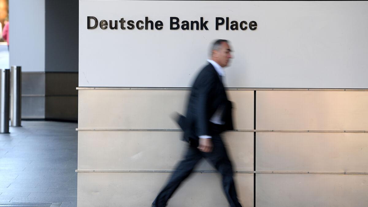 Deutsche Bank logra un beneficio de 113 millones en 2020 pese a la pandemia
