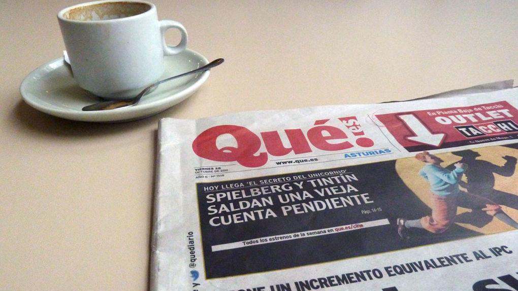 El periódico maldito: la editora de 'Qué!' se declara en concurso de acreedores
