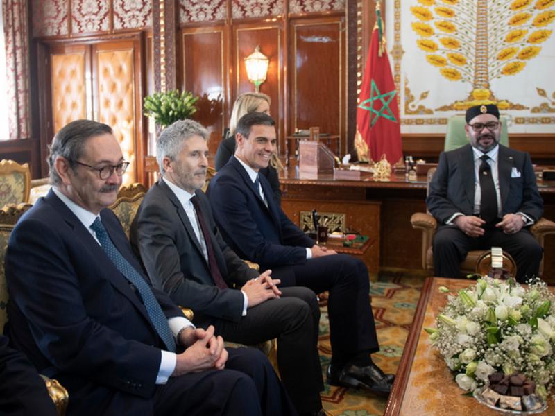 Marruecos embajador