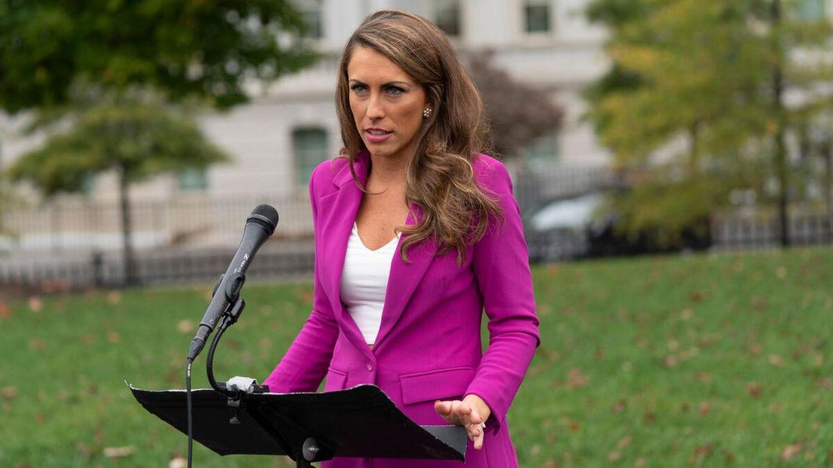 Dimite la directora de comunicación de la Casa Blanca de Donald Trump, Alyssa Farah