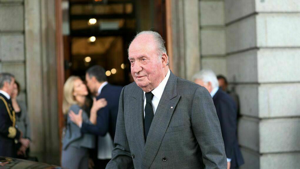 El Consejo Federal de Suiza inicia los trámites para bloquear las cuentas del rey Juan Carlos I