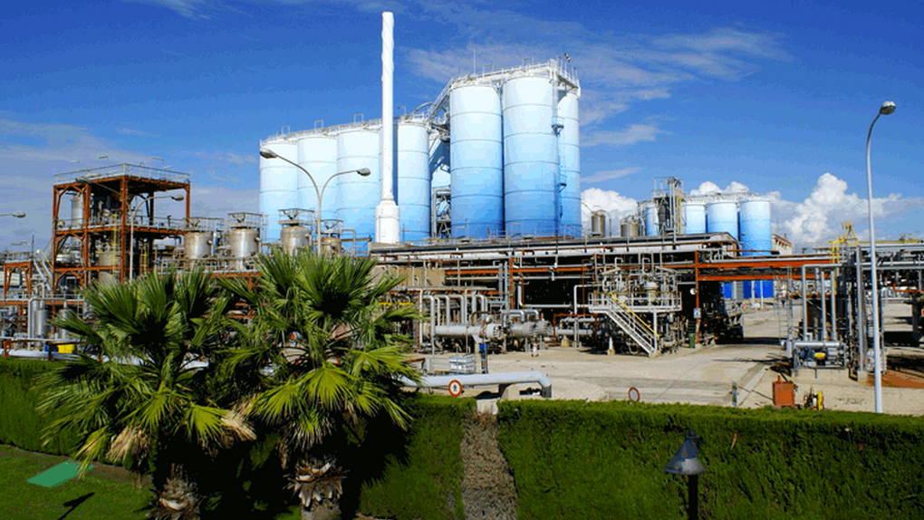 Una planta química en Tarragona sufre una fuga de aceite y se activa la fase de alerta