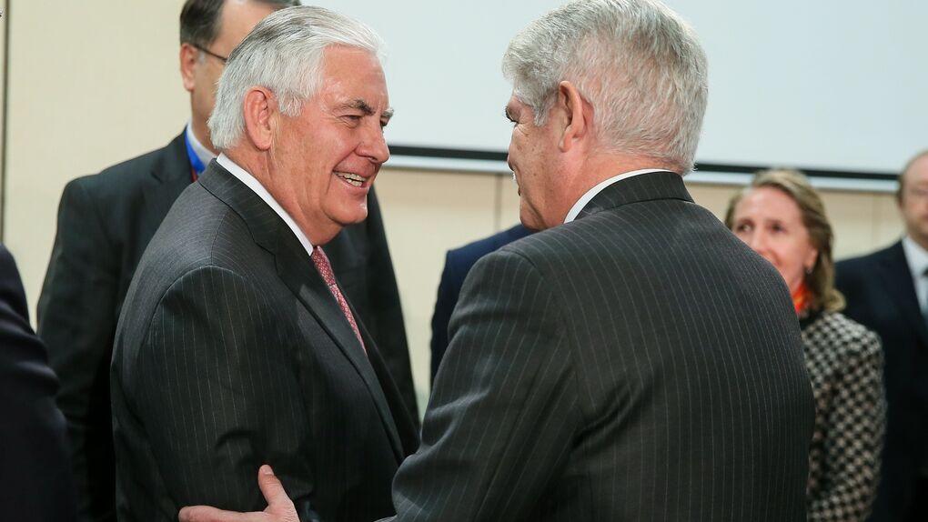Dastis pide a Tillerson que retire los aranceles a las aceitunas españolas