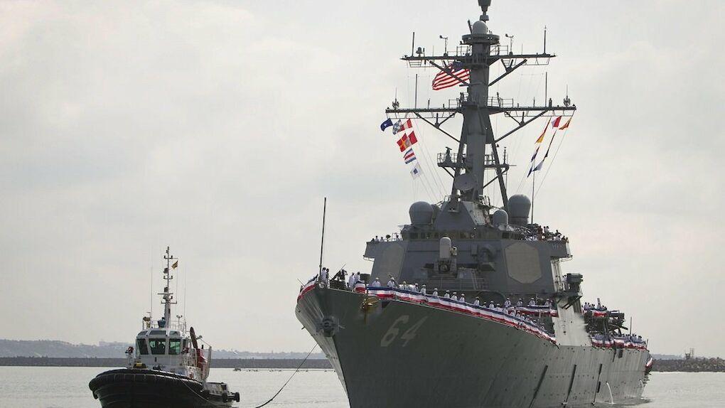 EEUU quiere sumar dos destructores a los cuatro con los que cuenta en la base de Rota (Cádiz)