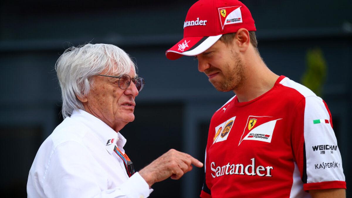 Sebastian Vettel abandona Ferrari y correrá en Aston Martin a partir de 2021