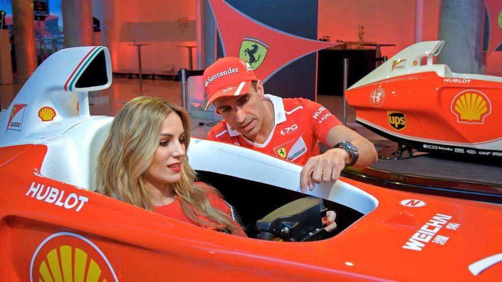 Pura adrenalina Ferrari para todo el que se atreva, a partir del 7 de abril en PortAventura