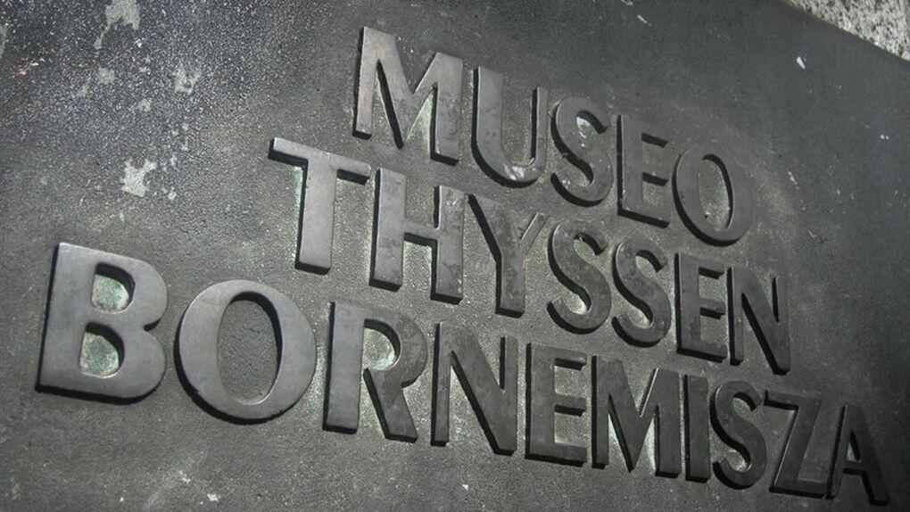El Museo Thyssen-Bornemisza será gratuito hasta el 18 de abril