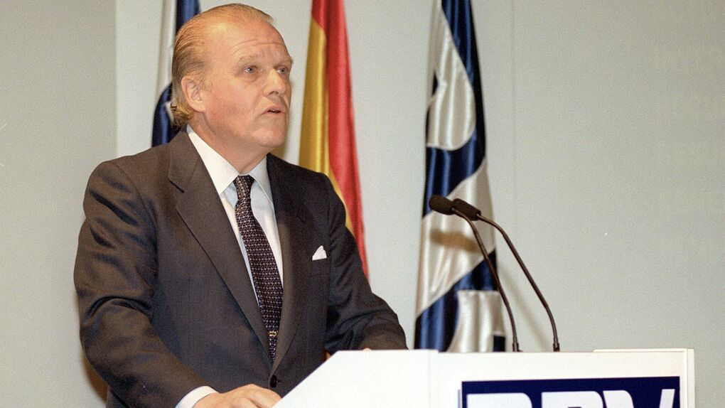 Emilio Ybarra, el mito de Neguri que perdió el BBV y edificó Vocento