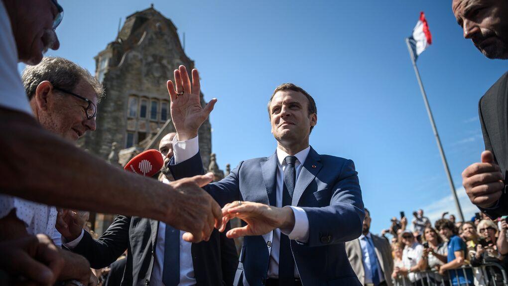El partido de Macron logra el 32,33% en legislativas con el 98% escrutado