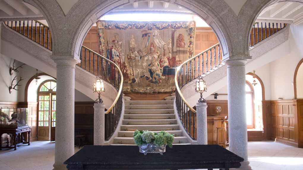 Bodas plebeyas en palacio
