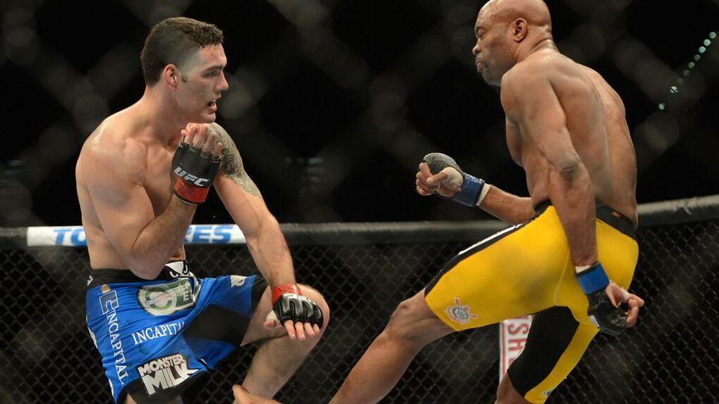 Escalofriantes imágenes: un luchador brasileño se fractura la tibia al dar una patada a su rival