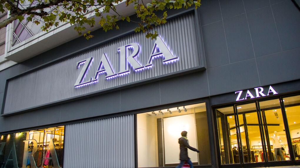 La marca Zara vale 15.000 millones, tanto como los bancos del Ibex juntos