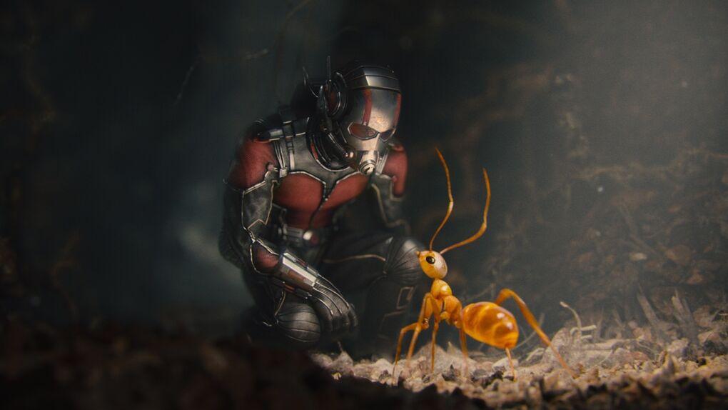 Llega el 'blockbuster' diminuto: cinco cosas que saber de 'Ant-Man'