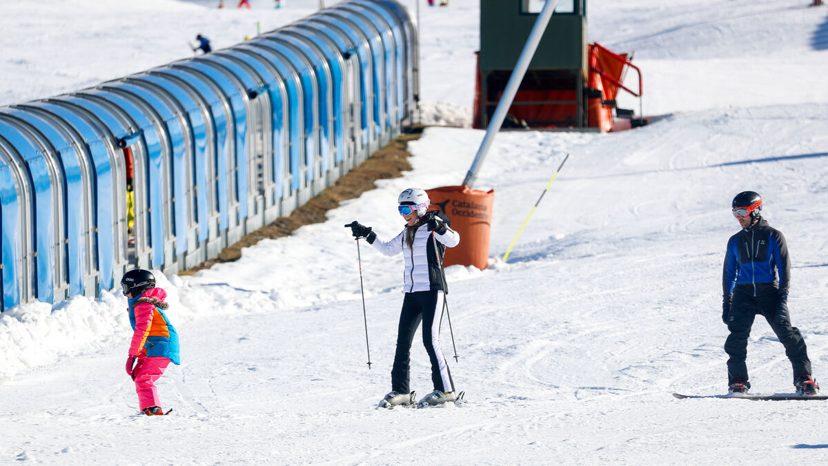 ¿Cuándo abrirán las estaciones de esquí en España esta temporada?